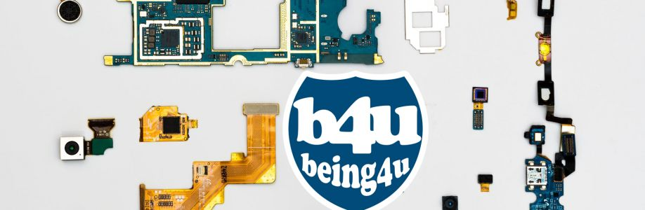 Being 4U Cover Image